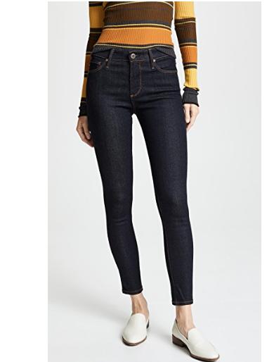 17. AG The Farrah Skinny Ankle Jean