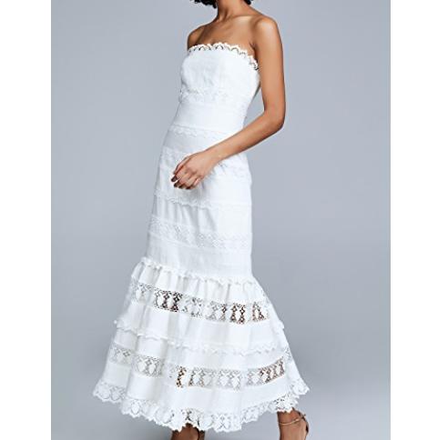 35.  Zimmermann Linen Panel Dress