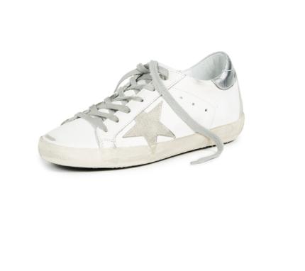 37. Golden Goose Superstar Sneakers
