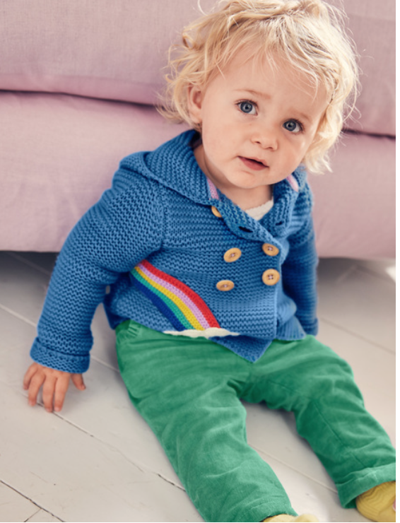 Mini Boden Head-to-Toe St. Patrick's Day Outfit -