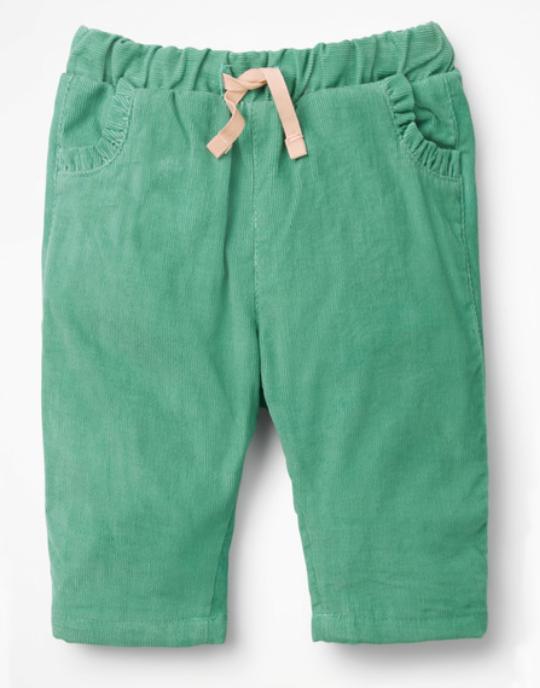 Pretty Pocket Cord Pants