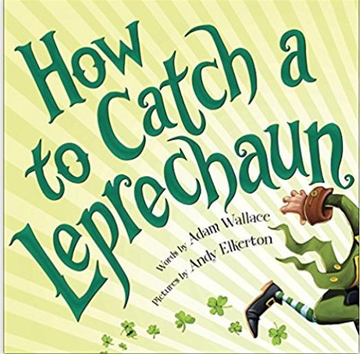How to Catch a Leprechaun Book -
