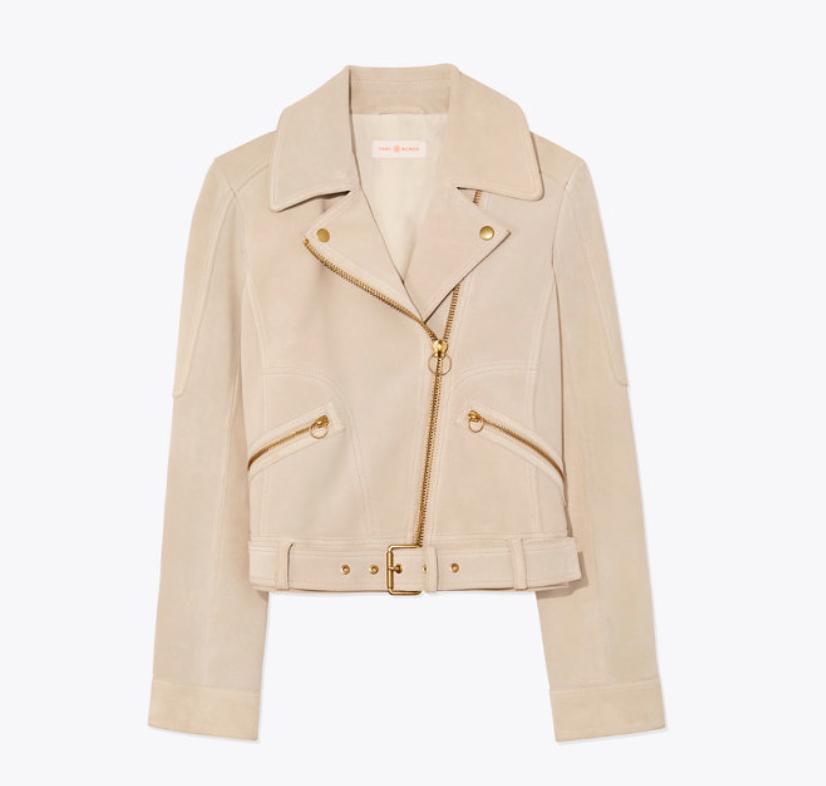 Bianca Suede Jacket