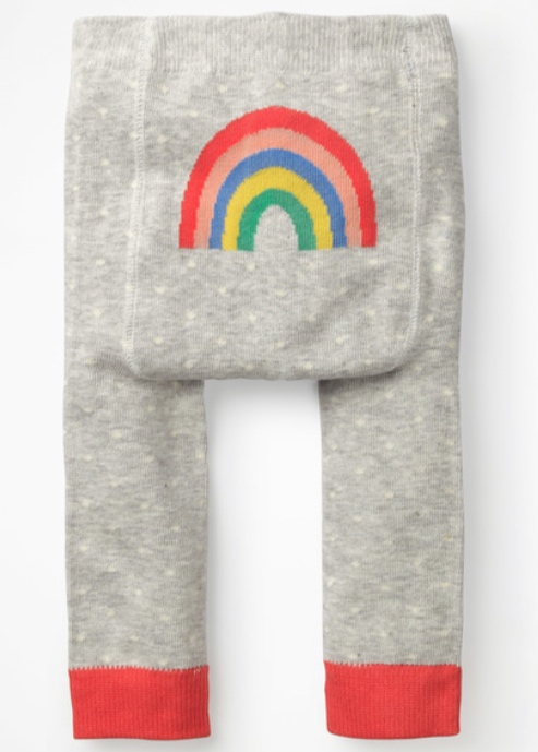 Mini Boden Knitted Leggings/Tights -