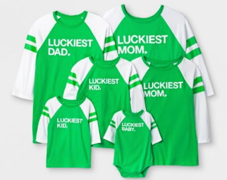 Luckiest Family T-Shirt Collection -
