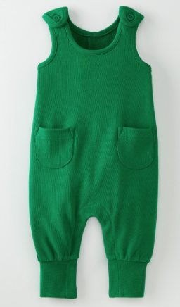 Hanna Andersson Bright Baby Basics Romper -