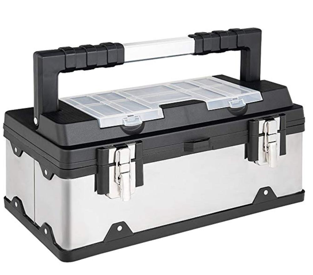 Goplus Portable Tool Box -