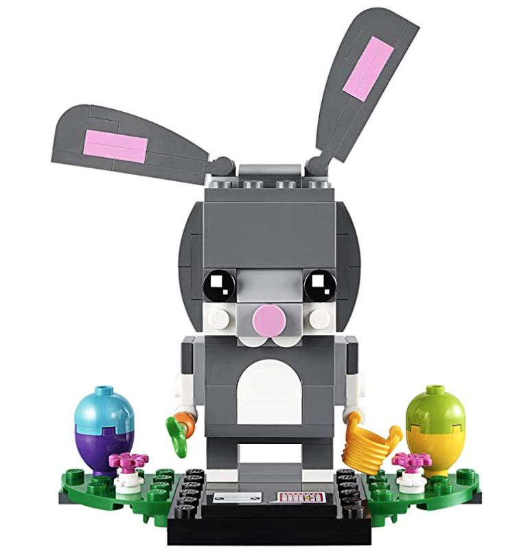 LEGO BrickHeadz Easter Bunny Building Kit (126 Piece) -