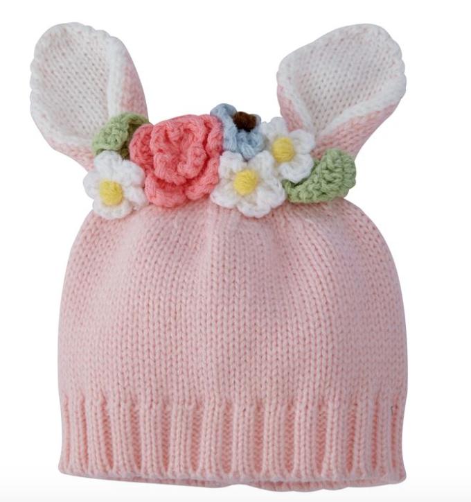 Mud Pie Knit Bunny Hat -