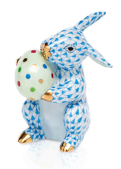 Herend Easter Bunny -