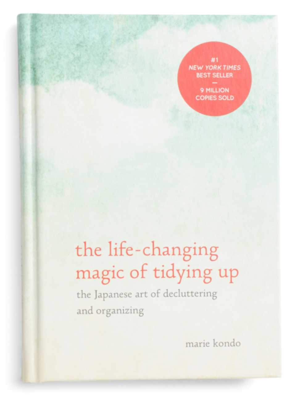 Life Changing Magic Tidying Up -