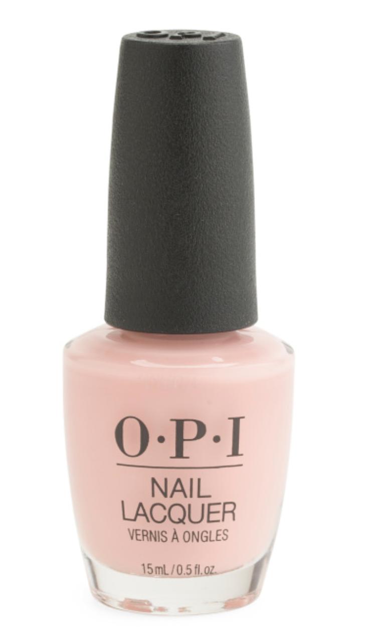 OPI Privacy Please Nail Polish -