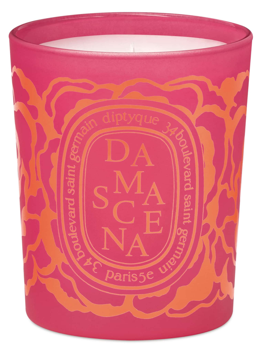 Diptyque Roses Damascena Scented Candle -