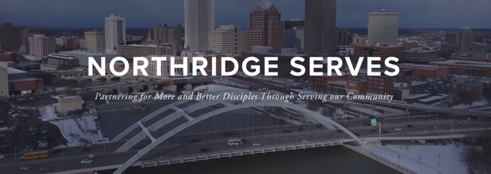 To learn more about serving opportunities in our city, visit NorthridgeServes.com