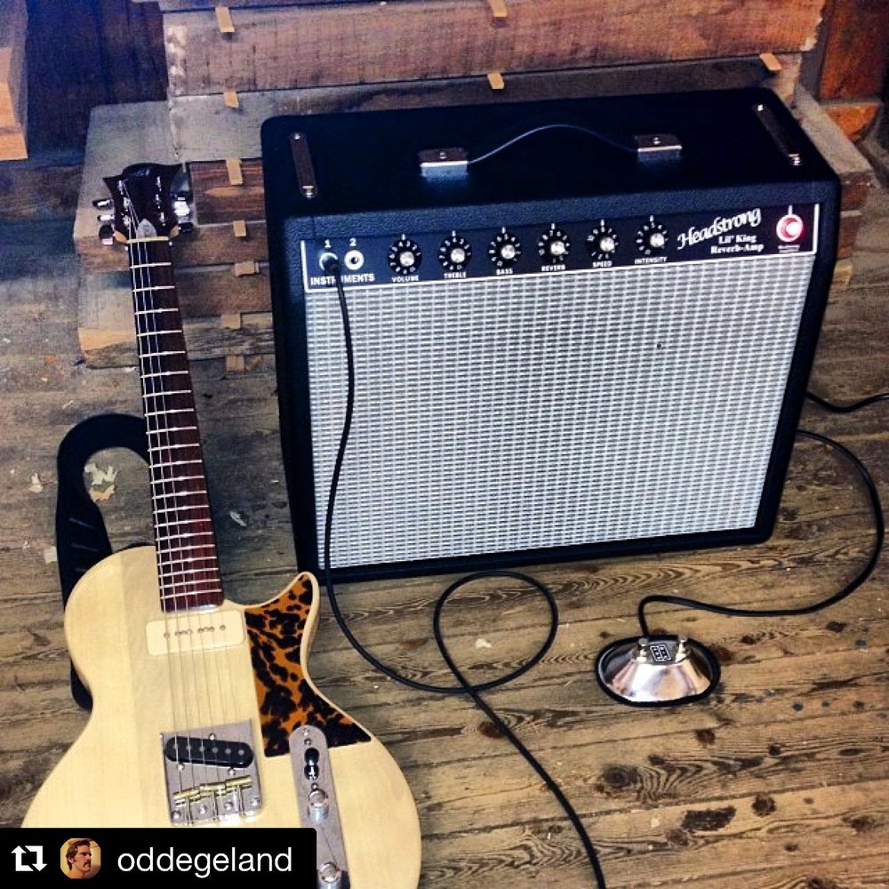 Lil\' King Amp Hand wired point to point replica clone of the 1964 ...