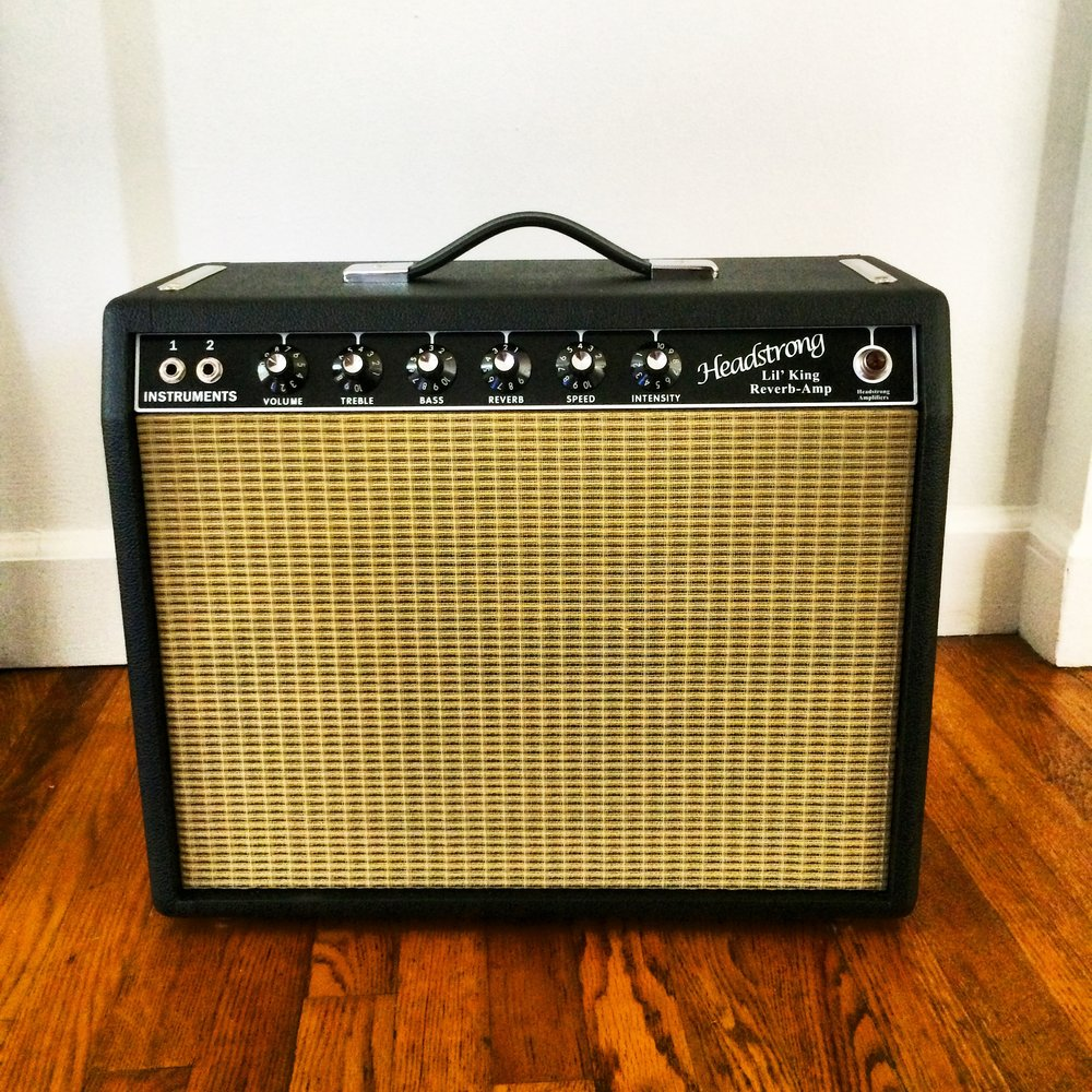 Lil King Amp Hand Wired Point To Replica Clone Of The 1964 Kendrick Schematics Photo Gallery