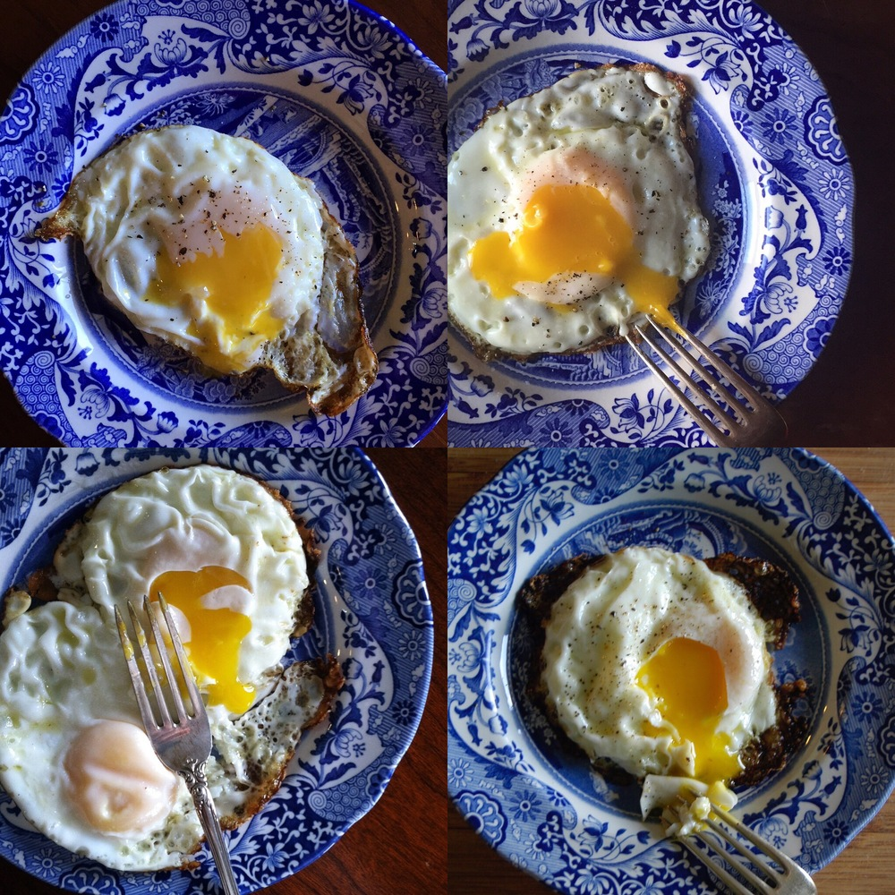 All you need is egg.