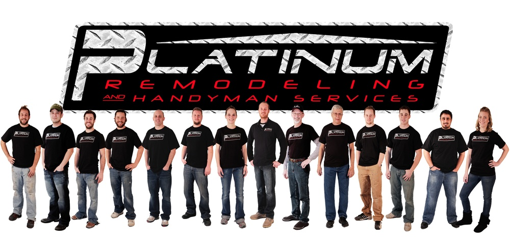 Platinum Remodeling group photo