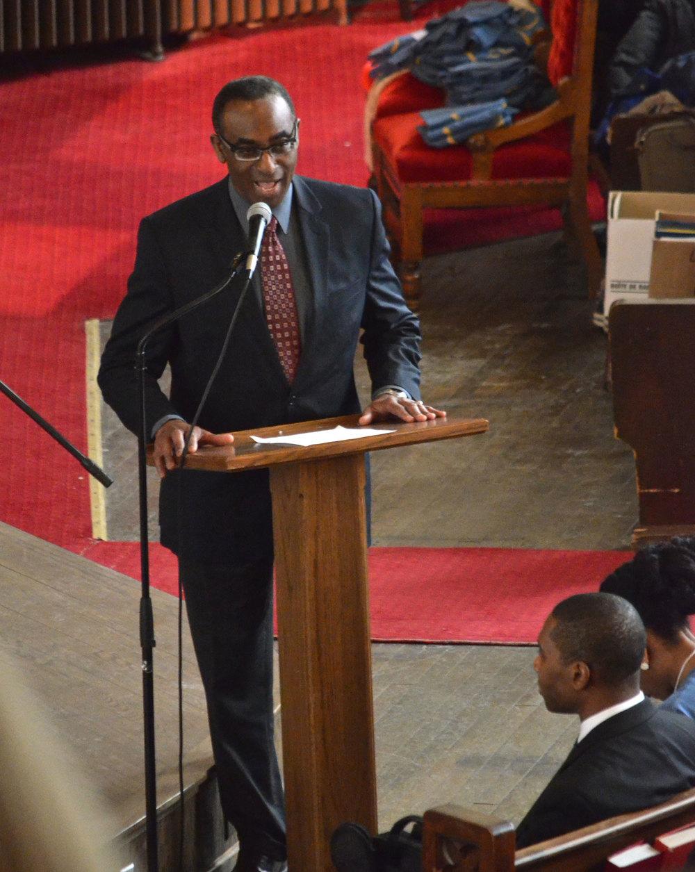 SPENCER DUNCANSON, MCA President