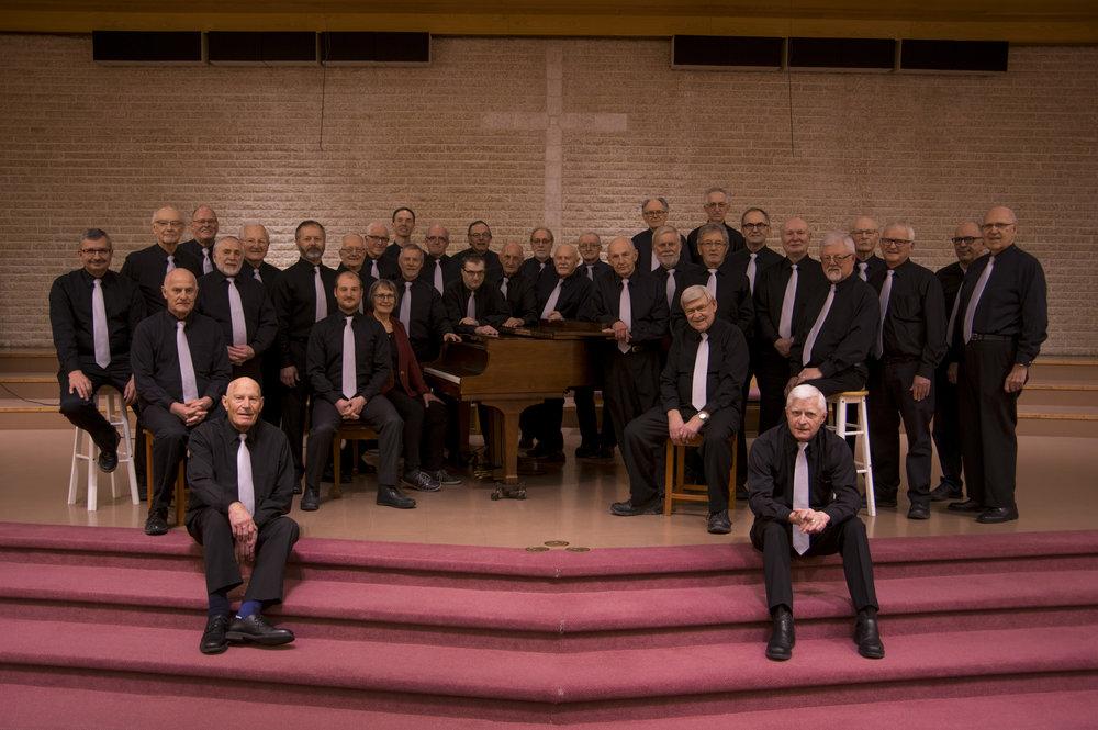 Eastman Male Choir