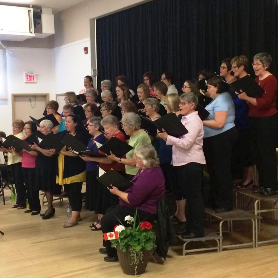 The Parkland Women's Choir