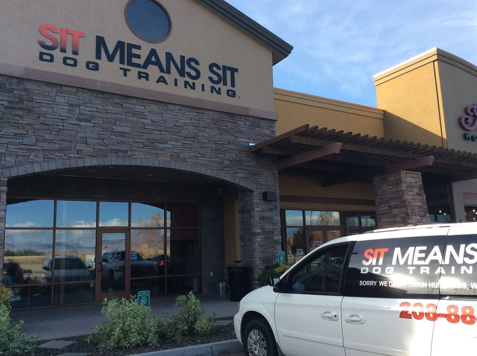 SIT MEANS SIT CLIENT APPRECIATION OPEN HOUSE 2374 E. Cinema Drive #104, Meridian, Idaho 83642 Saturday, 4:00PM-6:00PM