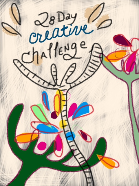 28 Day Creative Challenge Daily emails for 28 days to inspire and challenge. You will start creating and churning out creative ideas and art. Will include: • art techniques • creative challenges • creative inspiration • support through creative process Cost: $28
