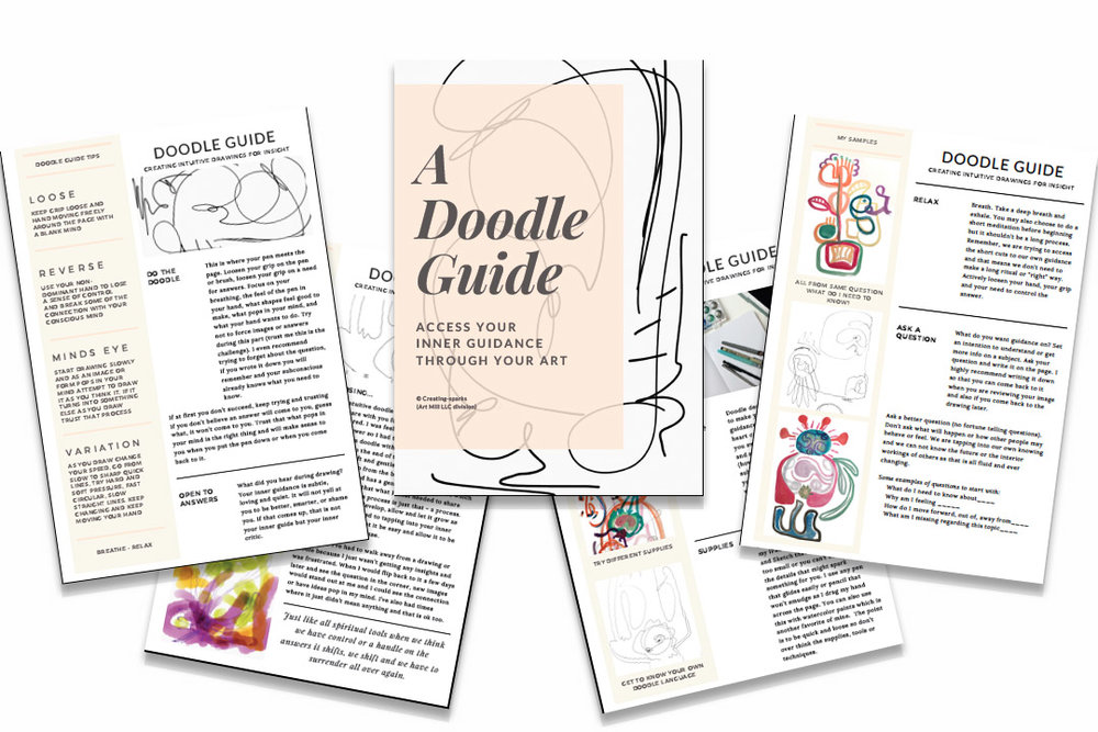 Click here to download your FREE Doodle Guide