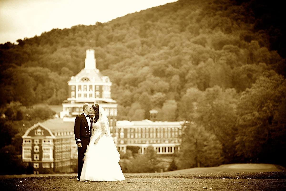 The Homestead Wedding