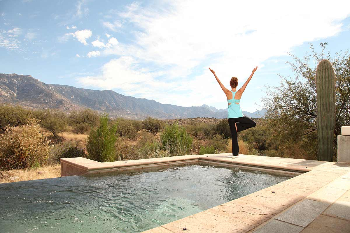 Spa Yoga at Miraval Spa & Resort
