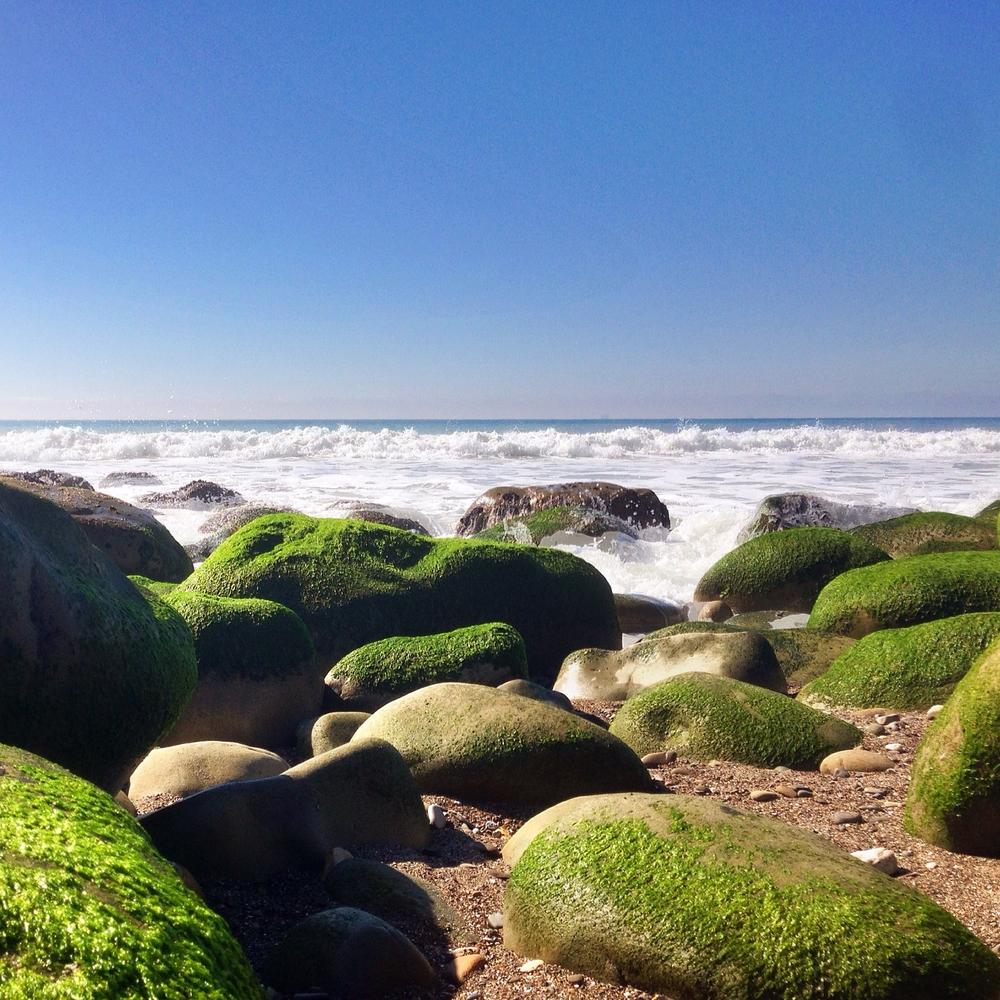 El Capitan beach in California