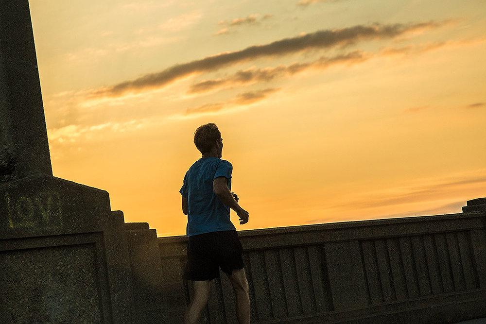 Running Photograph