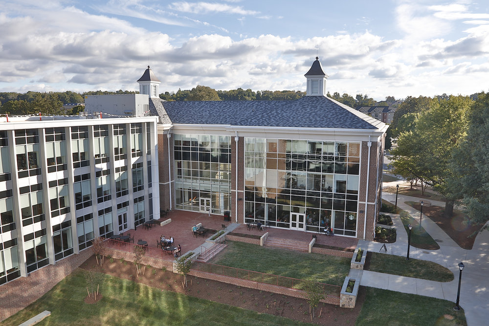 Higher Education building in Virginia.