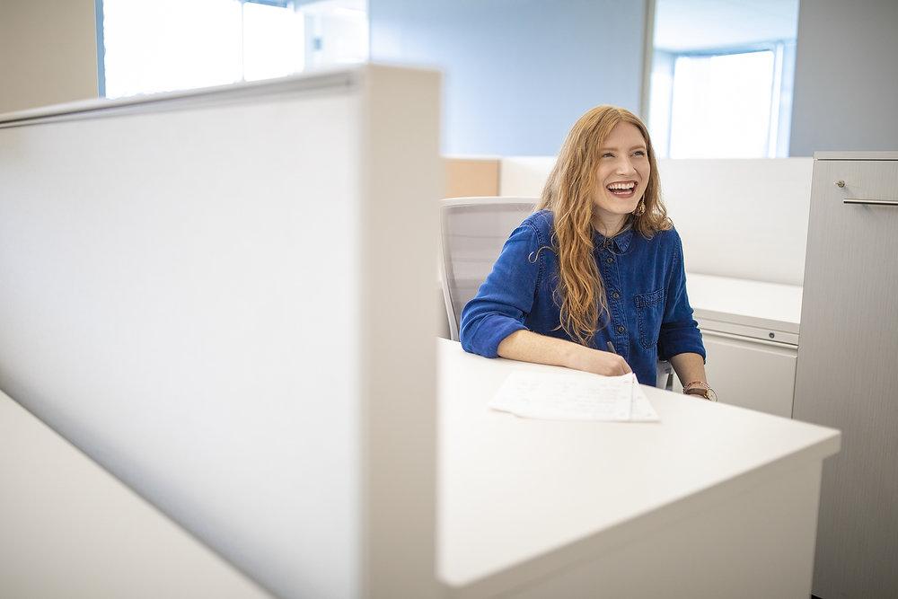 Office Portrait