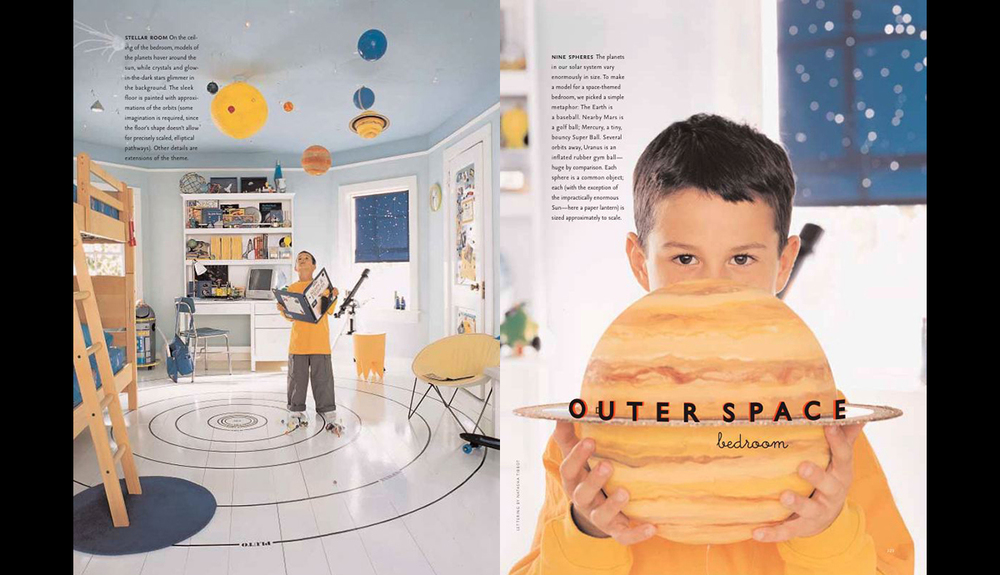 Martha Stewart Kids Solar System