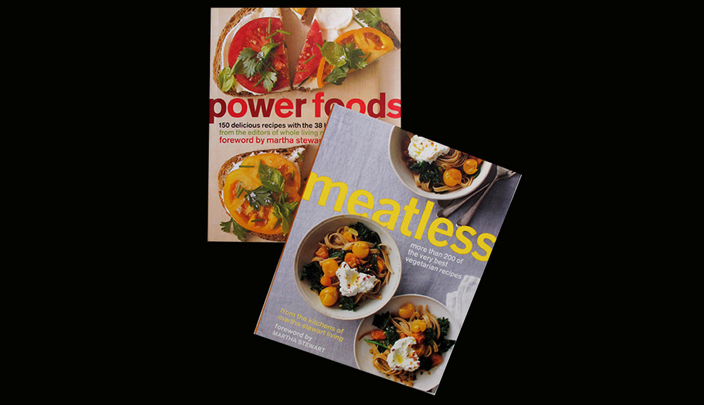 Meatless and Powerfoods
