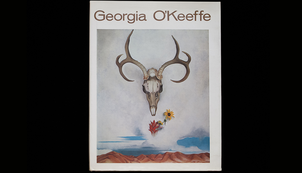 Georgia O'Keeffe by Georgia O'Keeffe