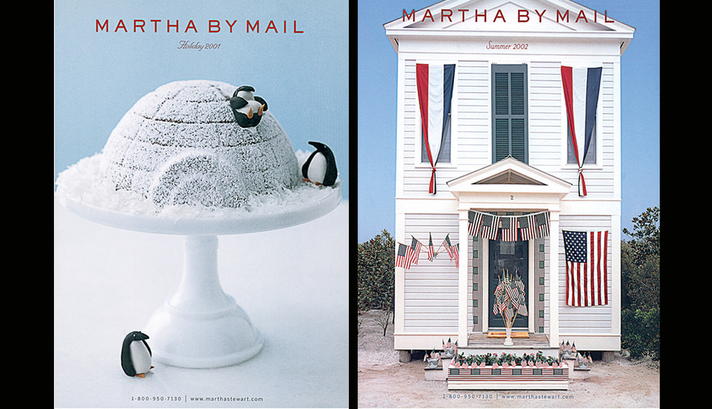 Martha by Mail Covers