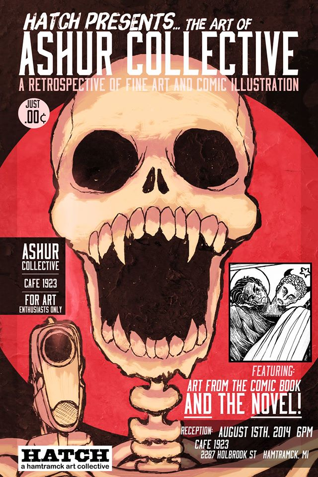 The Art of Ashur Collective