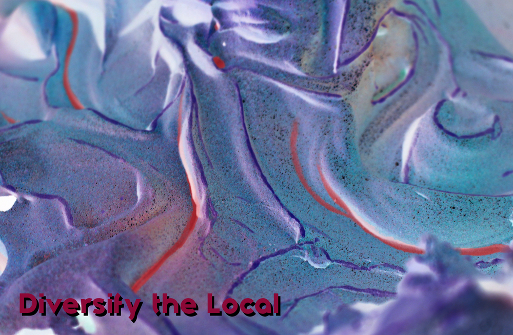 Group Show: Diversify the Local
