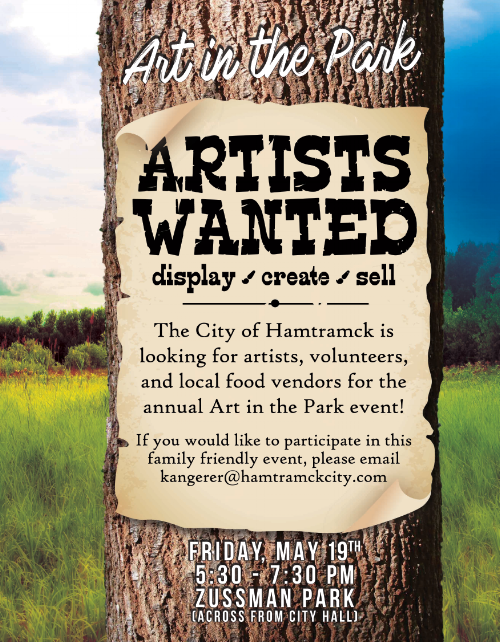 Art in the Park - Artists Wanted 2017.png
