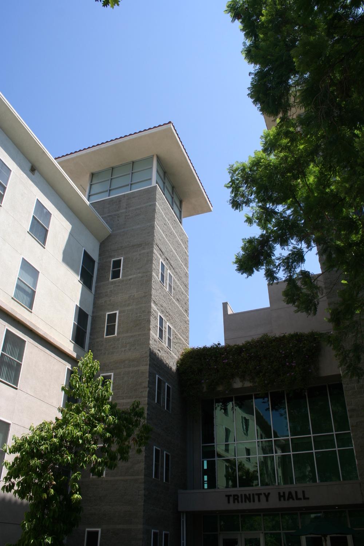 Trinity Hall Dormitory  Azusa Pacific University Azusa, CA