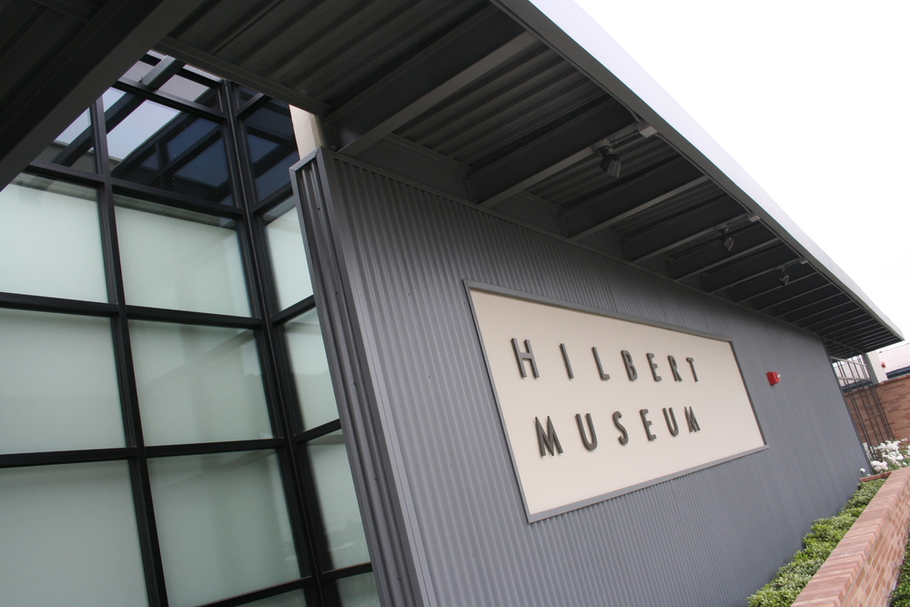 The Hilbert Museum of California Art  Chapman University  Orange, CA