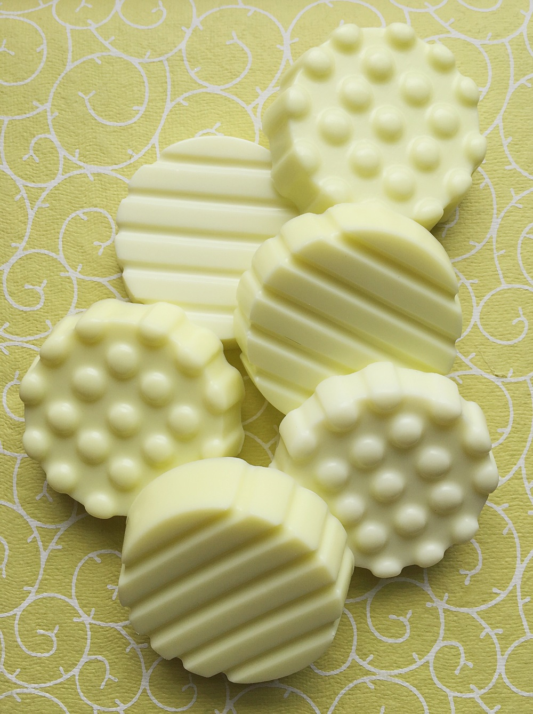 Handmade goat's milk & essential oils soaps