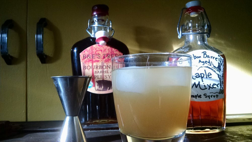 BourbonMapleCocktail