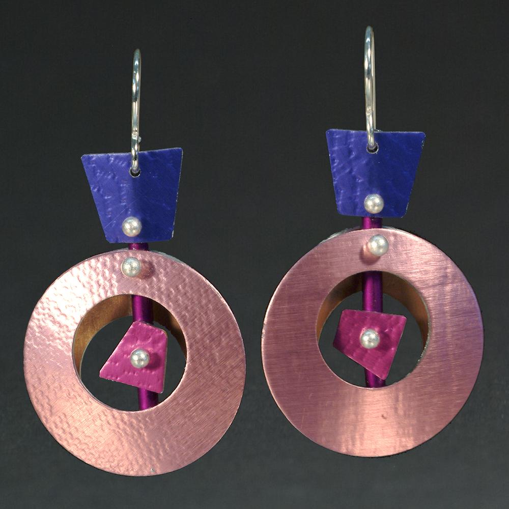 C- Purple, Pink, Fuchsia