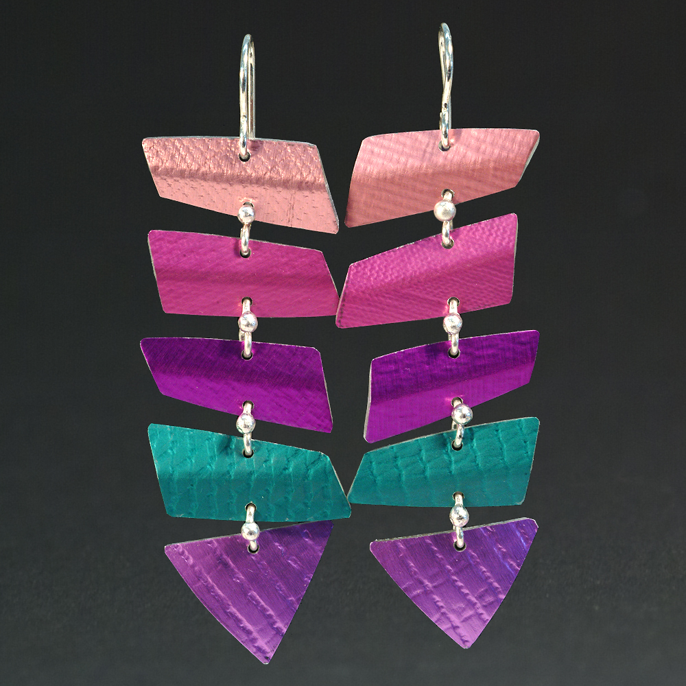 B - Pink, Fuchsia, Violet, Turq., Berry