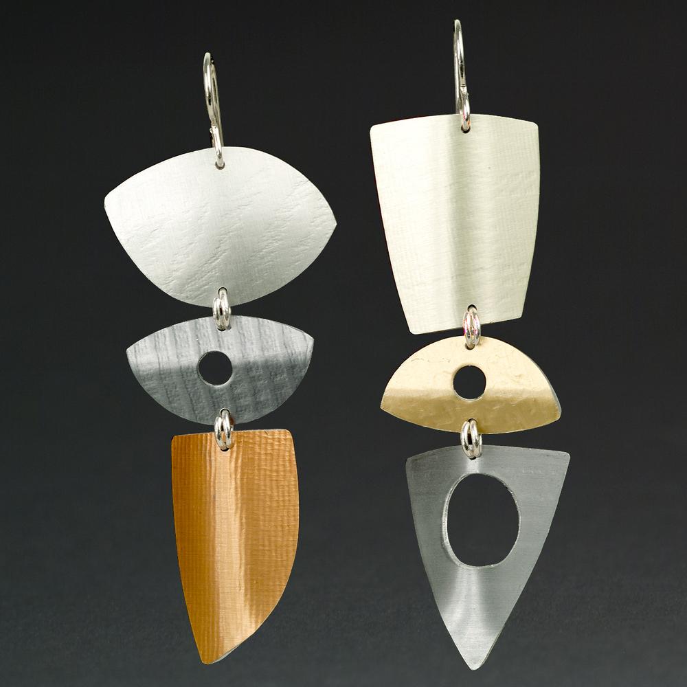 B - Silver, Grey, Gold, Chablis