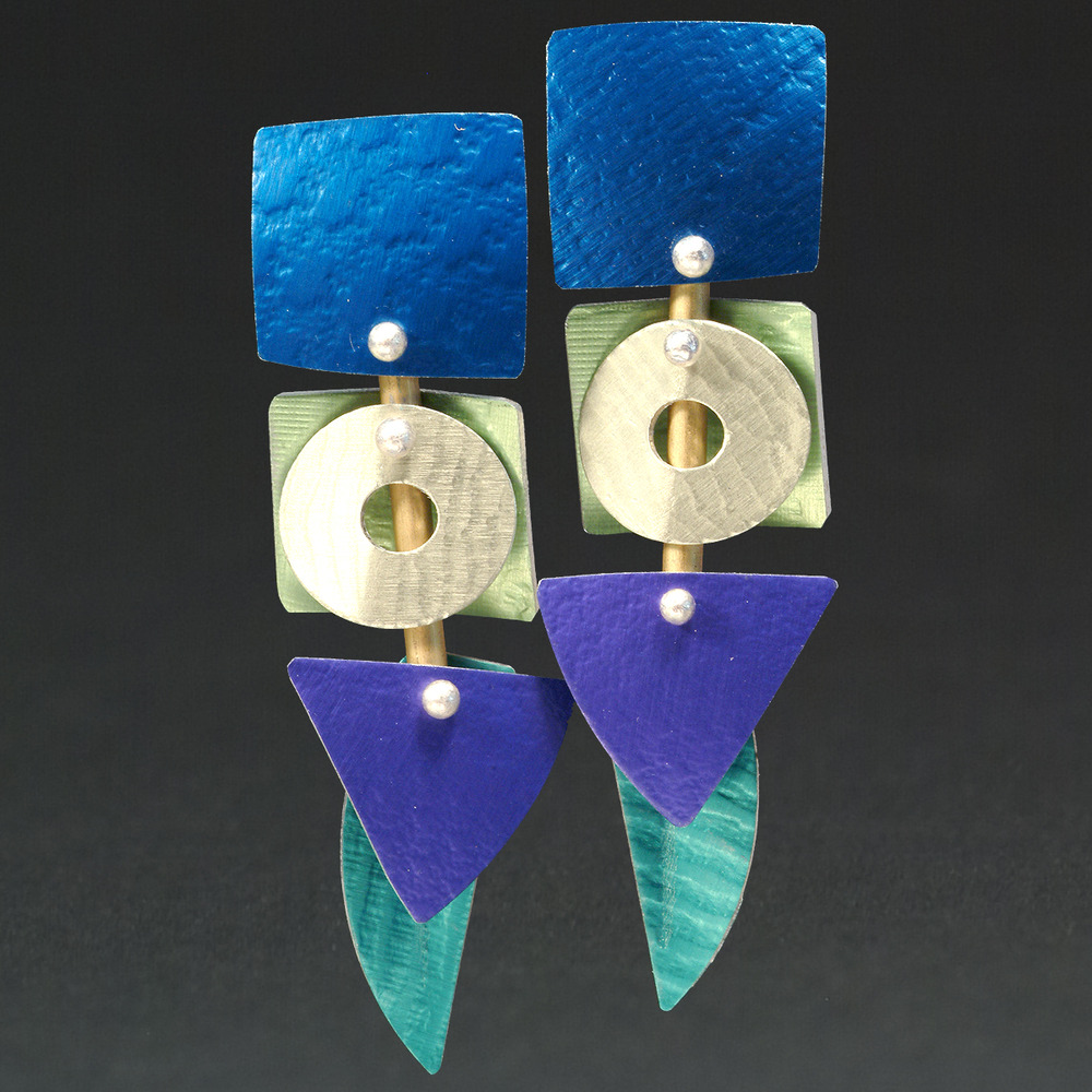 A - Royal, Lime, Chablis, Purple, Turquoise
