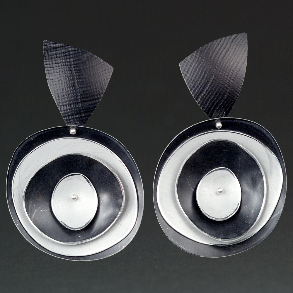 B - Black, Silver